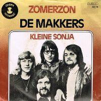 Cover De Makkers - Zomerzon