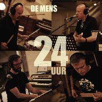 Cover De Mens - 24 uur