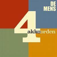 Cover De Mens - Vier akkoorden
