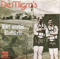 Cover De Migra's - Het stadje Kufstein