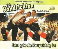 Cover De Randfichten - Jetzt geht die Party richtig los
