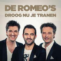 Cover De Romeo's - Droog nu je tranen