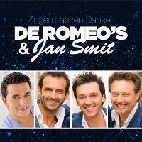 Cover De Romeo's & Jan Smit - Zingen lachen dansen