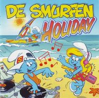 Cover De Smurfen - Smurfen Holiday
