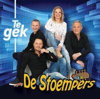 Cover De Stoempers - Te gek
