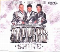 Cover De Toppers - Shine