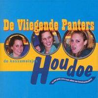 Cover De Vliegende Panters - Houdoe - De Kassameisjes
