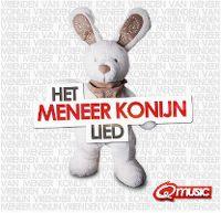 Cover De Vrienden Van Meneer Konijn - Het Meneer Konijn lied