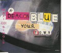 Cover Deacon Blue - Your Town