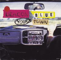 Cover Deacon Blue - Your Town
