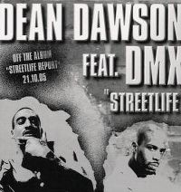 Cover Dean Dawson feat. DMX - Streetlife