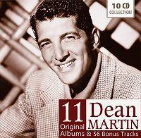Cover Dean Martin - 11 Original Albums