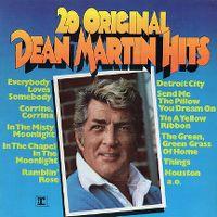 Cover Dean Martin - 20 Original Dean Martin Hits