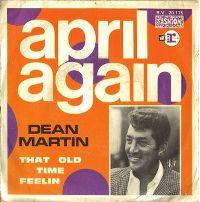 Cover Dean Martin - April Again