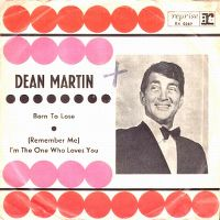 Cover Dean Martin - Born To Lose