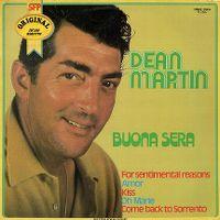 Cover Dean Martin - Buona sera