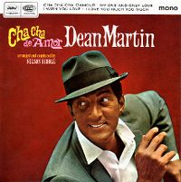 Cover Dean Martin - Cha, Cha, Cha, D'amour (Melodie d'amour)