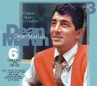 Cover Dean Martin - Classic Album Collection