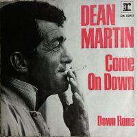 Cover Dean Martin - Come On Down