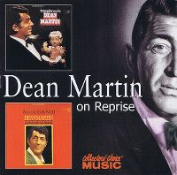 Cover Dean Martin - Dean Martin On Reprise: Happiness Is Dean Martin / Welcome To My World