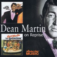 Cover Dean Martin - Dean Martin On Reprise: The Dean Martin TV Show / The Silencers