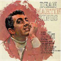 Cover Dean Martin - Dean Martin Sings