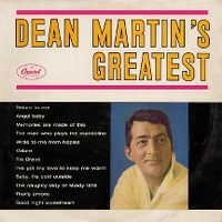 Cover Dean Martin - Dean Martin's Greatest
