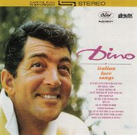 Cover Dean Martin - Dino - Italian Love Songs