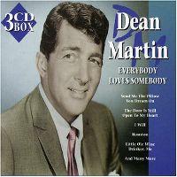 Cover Dean Martin - Everybody Loves Somebody (3CD-Box)