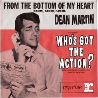 Cover Dean Martin - From The Bottom Of My Heart (Dammi, Dammi, Dammi)