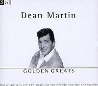 Cover Dean Martin - Golden Greats
