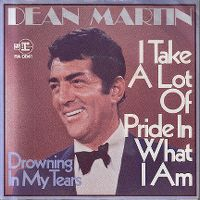 Cover Dean Martin - I Take A Lot Of Pride In What I Am