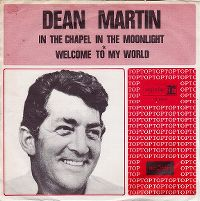 Cover Dean Martin - In The Chapel In The Moonlight