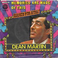 Cover Dean Martin - Memories Are Made Of This