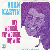Cover Dean Martin - My Woman, My Woman, My Wife
