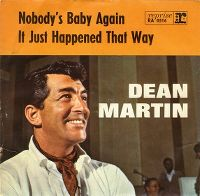 Cover Dean Martin - Nobody's Baby Again