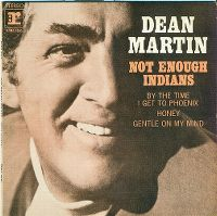 Cover Dean Martin - Not Enough Indians