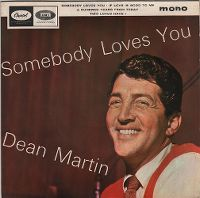 Cover Dean Martin - Somebody Loves You