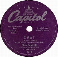 Cover Dean Martin - Sway