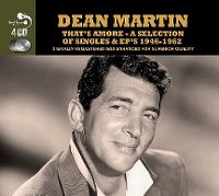 Cover Dean Martin - That's Amore - A Selection Of Singles & EP's 1946-1962