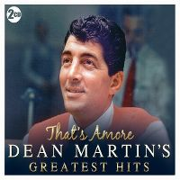 Cover Dean Martin - That's Amore - Greatest Hits