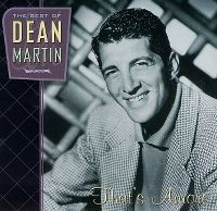 Cover Dean Martin - That's amore - The Best Of Dean Martin