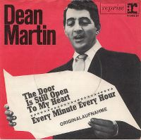 Cover Dean Martin - The Door Is Still Open To My Heart