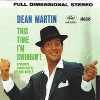 Cover Dean Martin - This Time I'm Swingin'!