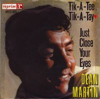 Cover Dean Martin - Tik-A-Tee Tik-A-Tay
