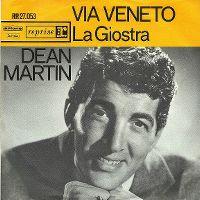 Cover Dean Martin - Via Veneto