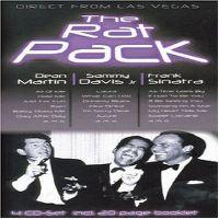 Cover Dean Martin / Sammy Davis, Jr. / Frank Sinatra - The Rat Pack - Direct From Las Vegas