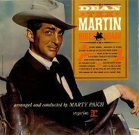 """Cover Dean """"Tex"""" Martin - Dean """"Tex"""" Martin Rides Again"""
