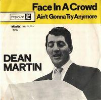 "Cover Dean ""Tex"" Martin - Face In A Crowd"