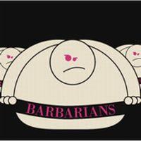 Cover Dear Leader - Barbarians
